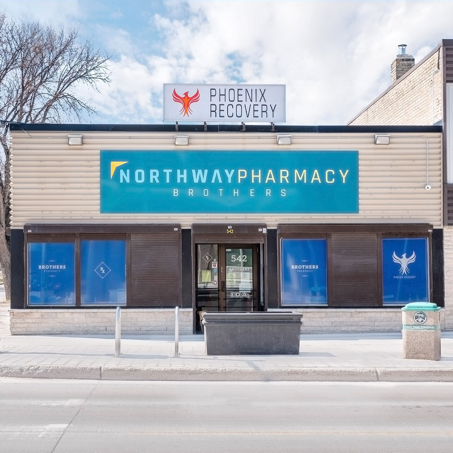 Northway Pharmacy Brothers